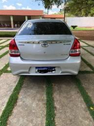 Toyota Etios 1.5 $54.500