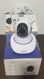 Câmera de segurança top de linha kit