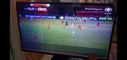 TV LG 43'' Led smart Wifi defeito