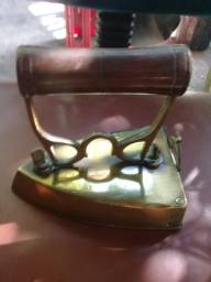 Ferro Antigo Em Bronze para Decoração!