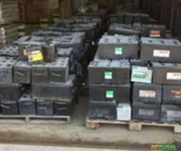 + Sucatas de baterias e chumbos + sucatas de baterias e chumbos + dinheiro extra