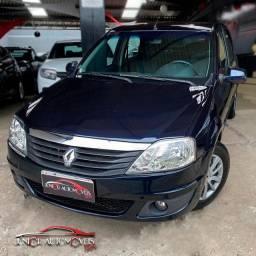 Renault logan 1.0 2013 completo