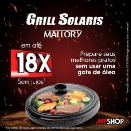 Grill Solaris Mallory