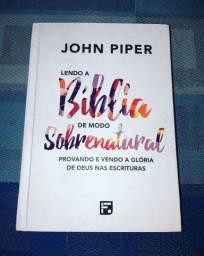 LENDO A BIBLIA DE MODO SOBRENATURAL