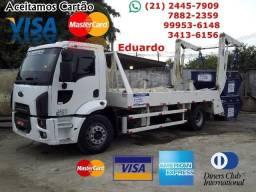Caçamba, Entulho, Coleta de Lixo 2445-7909