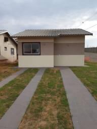 Casa com entrada parcelada em até 100X