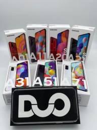 Samsung A11 |A20s|A31|A51|A71 Lacrados |NF |