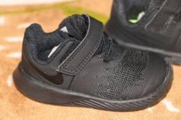 Tênis Nike Preto Infantil Original