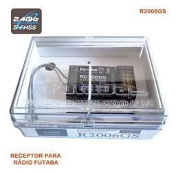 Receptor R2006GS 2.4GHz S-FHSS 6-canais NOVO