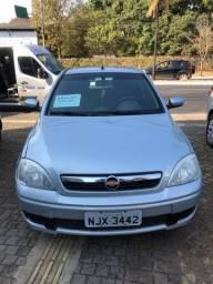 Corsa 1.4 Premium 8V Prata 2008
