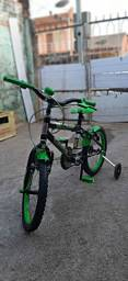 Linda bicicleta infantil