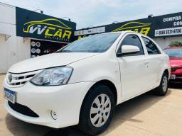 Etios X Sedan 1.5 Flex 2016/2017