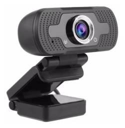 Webcam Usb 1080p Mini Câmera Pc Full Hd