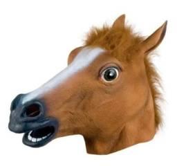 Máscara De Cavalo x 12x R$ 9,49 x Entrega Grátis x Garantia 3 m
