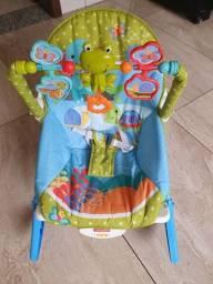 Cadeira de balanço ou descanso Fisher Price, Quase nova, impecável.