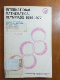 Internation Mathematical Olympiads 1959-1977
