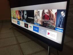 Smart tv samsung 49 polegadas de alta definiçao