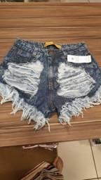 Shorts jeans modinha