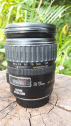 Objetiva canon 28-135mm 1:3.5-5.6 is ultrasonic 72mm