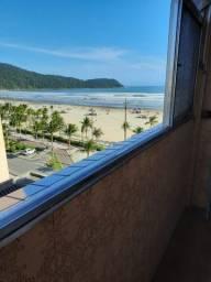 Apto. Mobiliado 3 Dormitórios Locação Definitiva na Praia Grande
