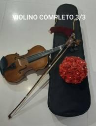 Violino Completo 3x3