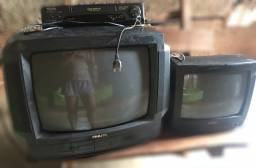 TVs e VÍDEO CASSETE