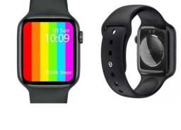 Relógio Smartwatch Inteligente Iwo 12 Pro W26 Tela Infinita