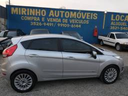 FIESTA 2016/2016 1.6 TITANIUM HATCH 16V FLEX 4P POWERSHIFT