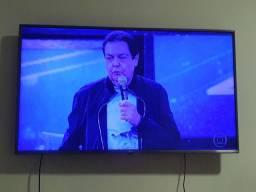 Vendo Smart tv lg 49UJ6525 Ultra 4K 4 HDMI 2 USB leia o anuncio