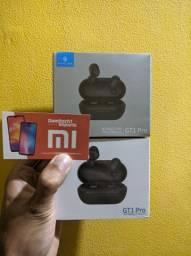 Promoção Fone Bluetooth Haylou GT1 Pro Redmi Airdots Lacrado Entrego