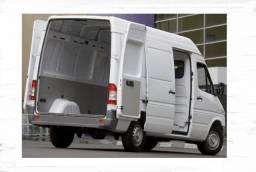 Seleciono Agregado com Van para entrega em Juiz de Fora e região