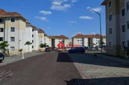 Apartamento com 2 dormitórios à venda, 54 m² por R$ 137.000,00 - Caiuá - Curitiba/PR