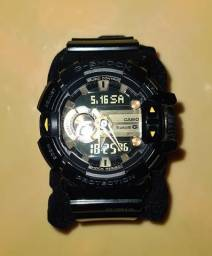 Relógio Casio G-shock G'mix Bluetooth Smart Gba-400-1a9dr Dourado comprar usado  Tremembé