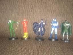 Miniaturas super heróis