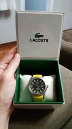 """Usado, Relógio Lacoste """"Original"""" Bom estado comprar usado  Piracicaba"""