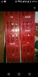 Usado, Caixa de coca cola retornavel 2 litros secas comprar usado  Fortaleza