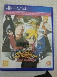 Naruto Shippuden Ultimate Ninja storm 4 com todas as dlc's comprar usado  Resende