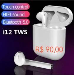 Fone Bluetooth i12 TWS