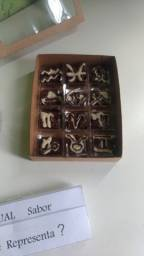 Chocolate Artesanal Signos do Zodíaco