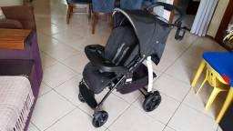 Carrinho + cadeirinha/bebê conforto burigotto