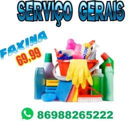 Serviços Gerais em Timon