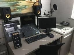 Mesa de som / mixer 24 Canais USB