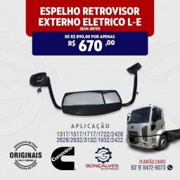 ESPELHO RETROVISOR ORIGINAL FORD CARGO L-E