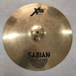 Ride Sabian Xs20 Brilhante 20 Liga B20 Seminovo