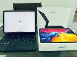IPad Pro 11 2020 256GB WI-FI + Celular Cinza