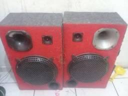 Vendo 2 caixa de som ou para retirarada dos fones por  $200