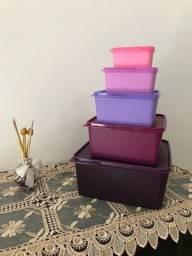 Kit Basic Line Tupperware