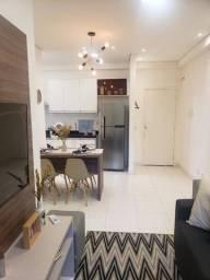 Apartamento com 60 m², 2 dormitórios sendo 1 suíte e 2 varanda em Sumaré!