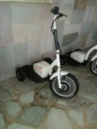Triciclo eletrico adulto/criança