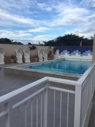 Alugo apartamento no condomínio Via Jardins / 2 quartos em Morada de Laranjeiras